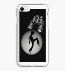 ╭∩╮( º.º )╭∩╮SOMEBODY'S WATCHIN ME AND I HAVE NO PRIVIACY IPHONE CASE (MENS VERSION)╭∩╮( º.º )╭∩╮ iPhone Case/Skin