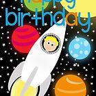 Happy Birthday by Emma Holmes