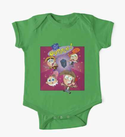 Fairly Odd Parents Who? Kids Clothes