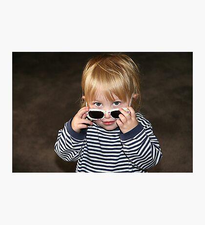 Hello Photographic Print