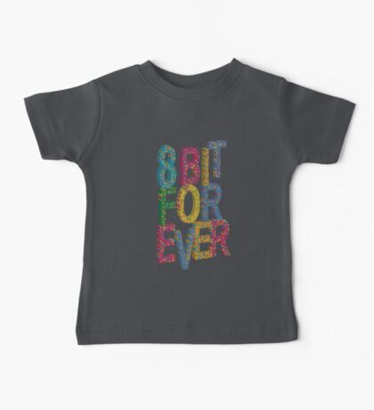 8 bit for ever Kids Clothes