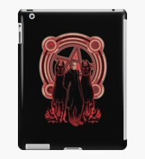 Hells King iPad Case/Skin