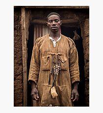 Togo-Siaka Traoré Photographic Print