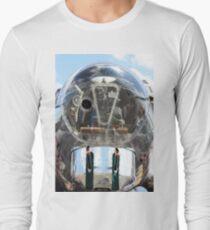 B-17 Nose Gunner Long Sleeve T-Shirt