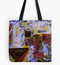 GREEKS GEOMETRY Tote Bag