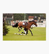 When good jumps go BAD! 8/8 Photographic Print