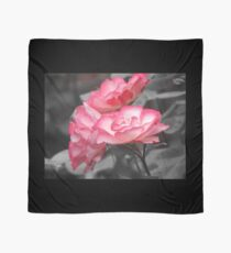 Two-tone Rose Scarf