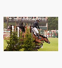 When good jumps go BAD! 4/8 Photographic Print