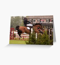 When good jumps go BAD! 2/8 Greeting Card