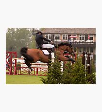 When good jumps go BAD! 2/8 Photographic Print
