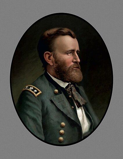 General Ulysses S. Grant by warishellstore
