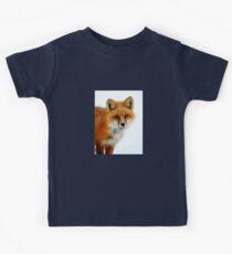 Winter Fox - Close Up Kids Clothes