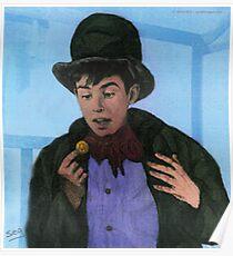 Póster Davy Jones como The Artful Dodger