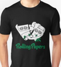 Rolling Papers Unisex T-Shirt