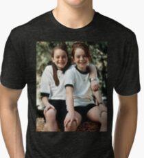 The Parent Trap Annie x Hallie Tri-blend T-Shirt