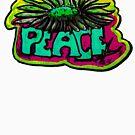Peace Flower by purplesmoke17