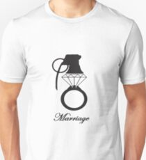 Marriage, Divorce, Weddings T-Shirt