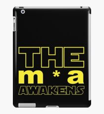 The Force Awakens iPad Case/Skin