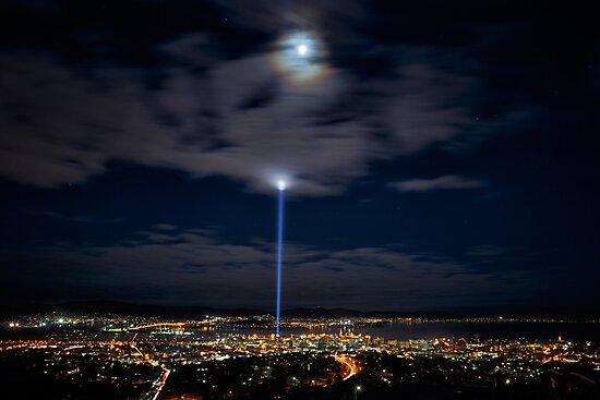 Spectra, Hobart, Tasmania by Chris Cobern