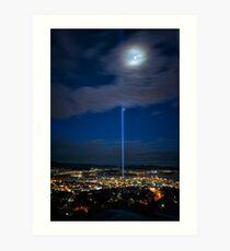 Spectra, Hobart, Tasmania #2 Art Print