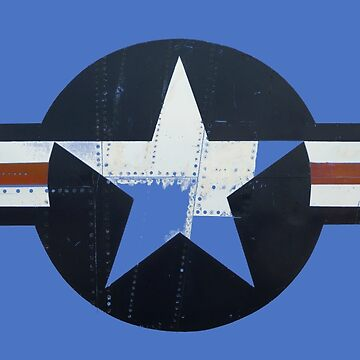 USAF - Worn and faded but still Proud by GlesgaGeek