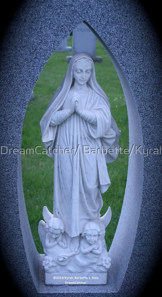 Mother Mary by DreamCatcher/ Kyrah