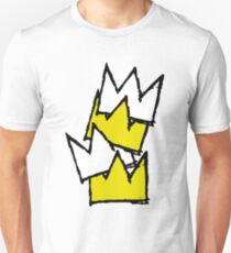 Stacked Crowns Unisex T-Shirt