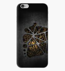 Dunkle Steampunk Zahnräder iPhone-Hülle & Cover