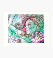 Elyse is Love Art Print