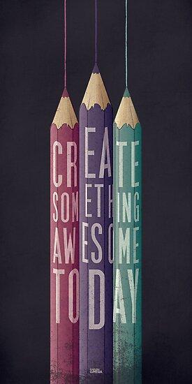 BE CREATIVE by KinguOmega