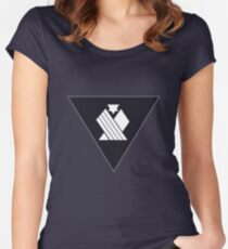 House Minerva Women's Fitted Scoop T-Shirt