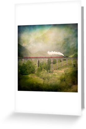Glenfinnan viaduct by peaky40