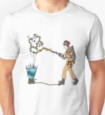 Casper meets The Ghostbusters T-Shirt