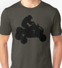 atv silhouette Unisex T-Shirt