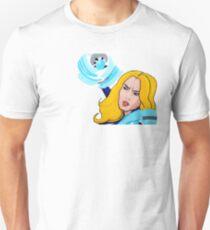 Sue Storm Energy Blasts T-shirt T-Shirt