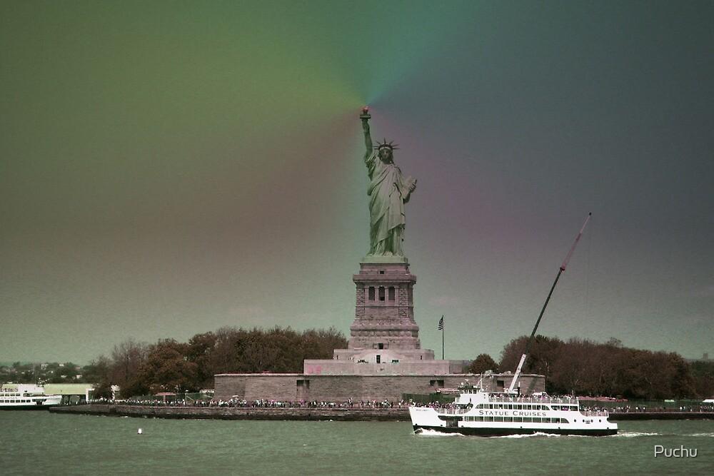 «NY in 20 pics: #9» de Puchu