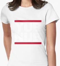 YUB NUB Womens Fitted T-Shirt