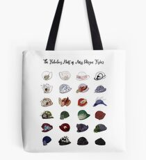 Miss Fisher's Fabulous Hats Tote Bag