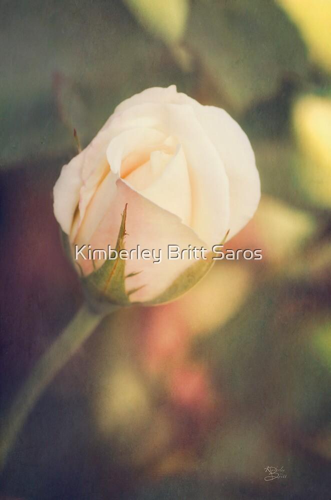 Blushing Bud by KBritt