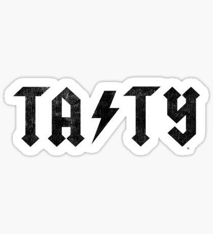 TASTY™ ACDC Sticker
