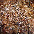 Artist's painting cloth by Hiroko Sakai