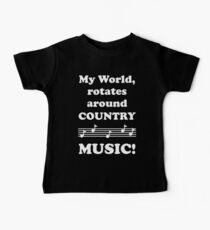 World Rotates Country 7WHI Kids Clothes