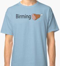 Birmingham Black text Classic T-Shirt