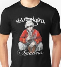 Wolfgangsta Amadeus (white writing) T-Shirt