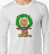 Merry Christmas Cindy Lou  Long Sleeve T-Shirt