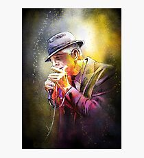 Leonard Cohen 02 Photographic Print
