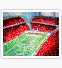 Ohio Stadium  Sticker