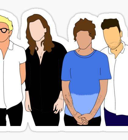One Direction Sticker