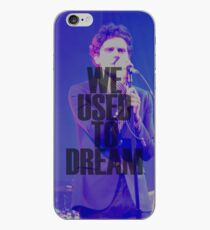 We Used To Dream iPhone Case