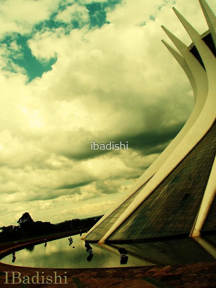 The Metropolitan Cathedral, Brazilia, Brazil by ibadishi